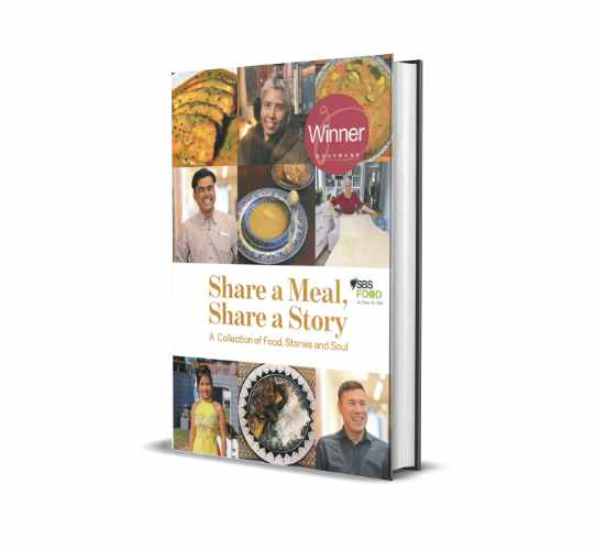 Front cover of cookbook