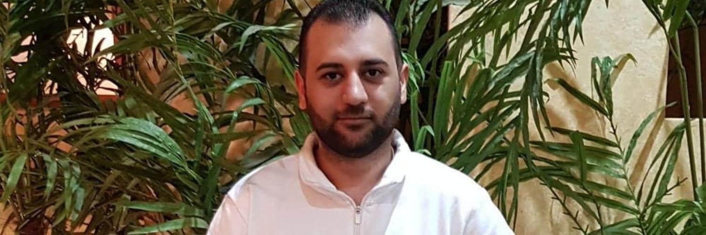 Face-to-Face Speaker and Refugee Week Ambassador Milad Kado