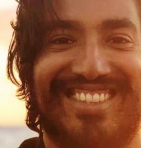 Face-to-Face Speaker and Refugee Week Ambassador Shankar Kasynathan