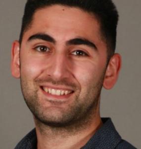 Face-to-Face Speaker and Refugee Week Ambassador Simon Shahin